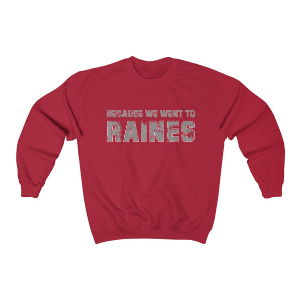Because We...#2 Unisex Heavy Blend™ Crewneck Sweatshirt
