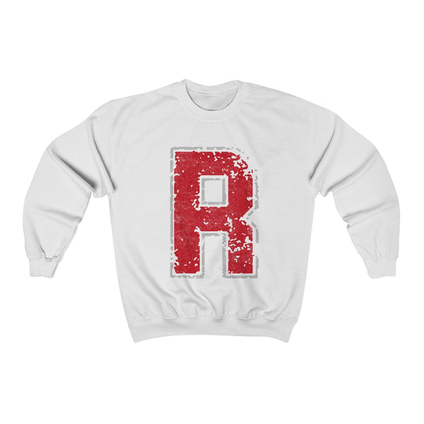 """R"" Raines Unisex Heavy Blend™ Crewneck Sweatshirt"