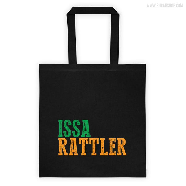 ISSA RATTLER Tote bag