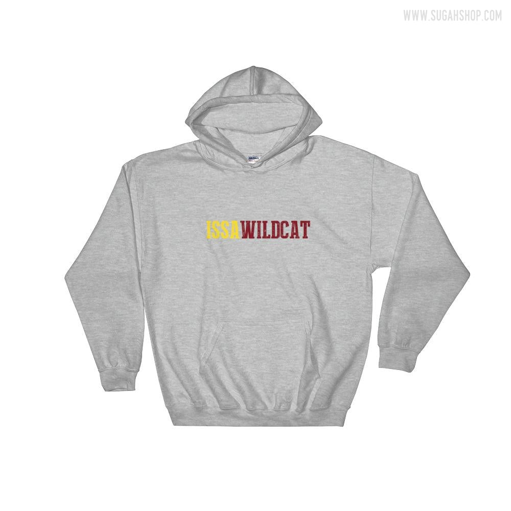 ISSA WILDCAT Hooded Sweatshirt