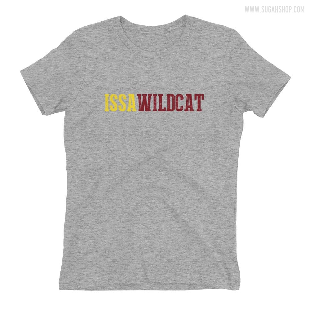 ISSA WILDCAT Women's t-shirt