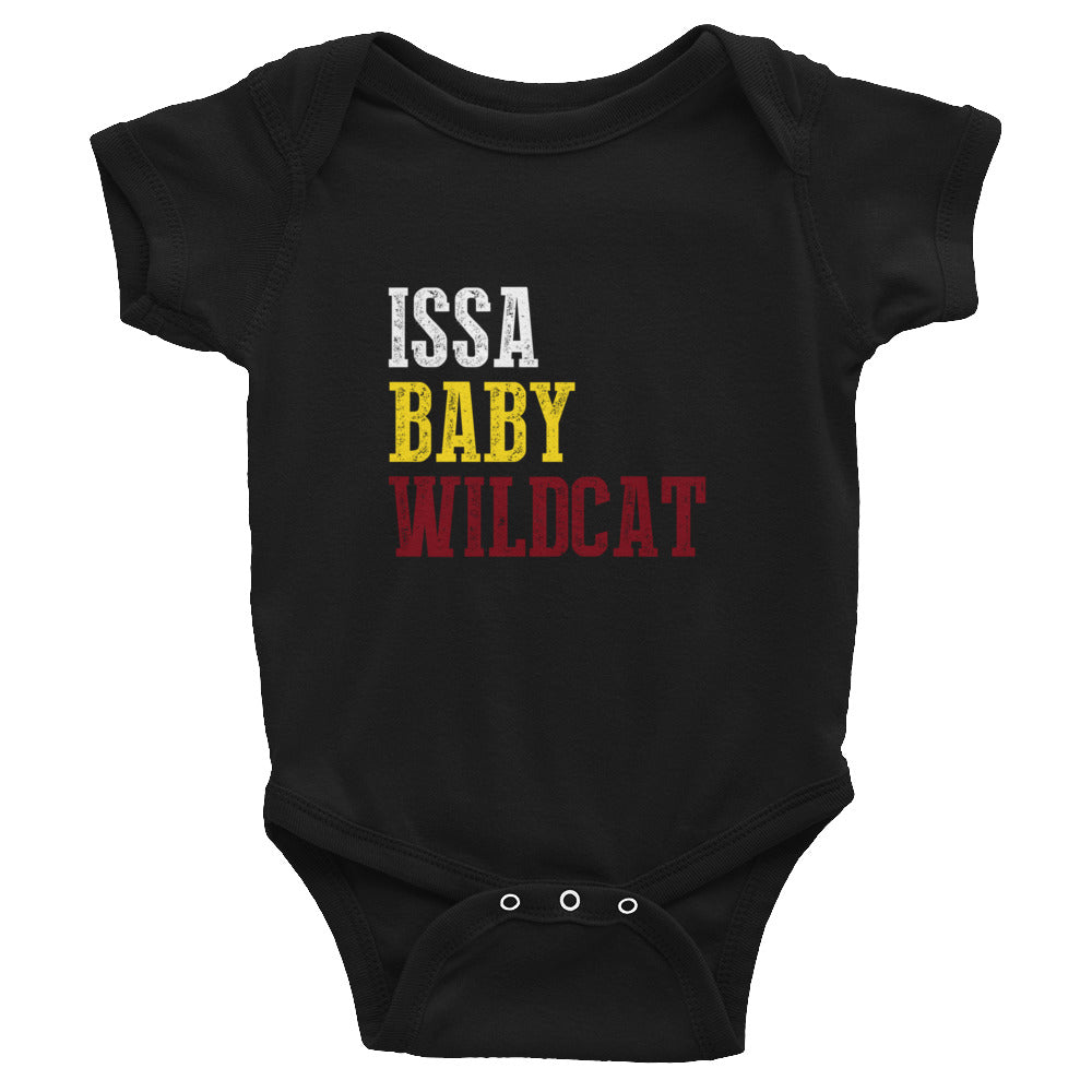ISSA WILDCAT Infant Bodysuit