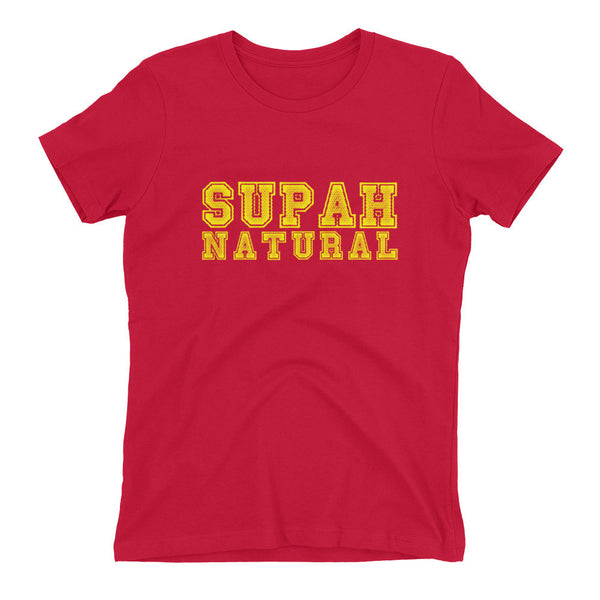 SUPAHNATURAL Women's t-shirt