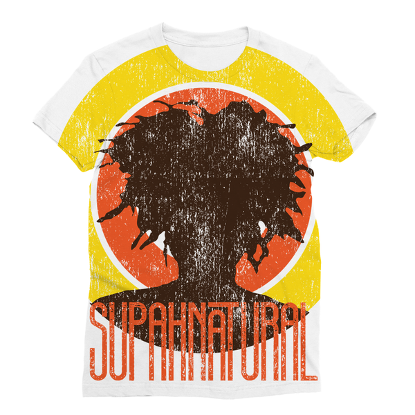 SupahNatural Sublimation T-Shirt