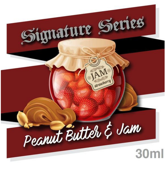 Signature Series Peanut Butter & Jam