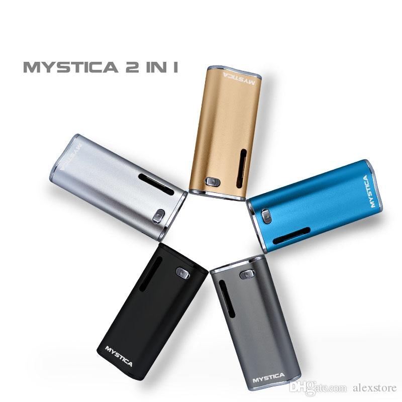 Mystica 2 in 1 Oil & Wax – Essence VapeHouse