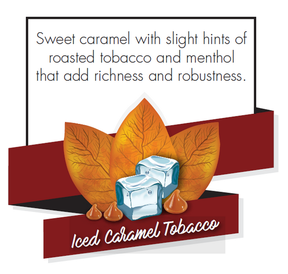 Signature Series Iced Caramel Tobacco