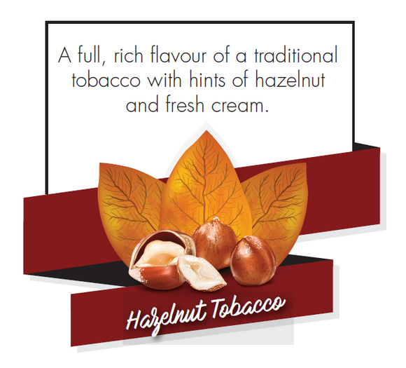 Signature Series Hazelnut Tobacco