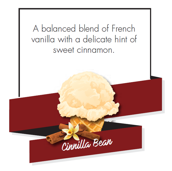 Signature Series Cinnilla Bean