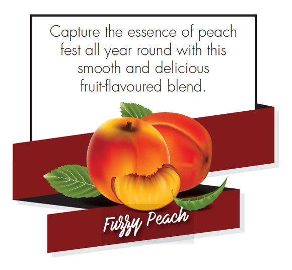 Signature Series Fuzzy Peach