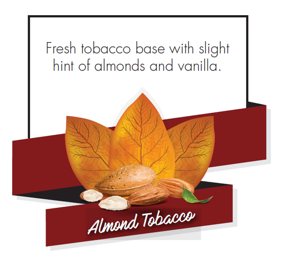 Signature Series Almond Tobacco