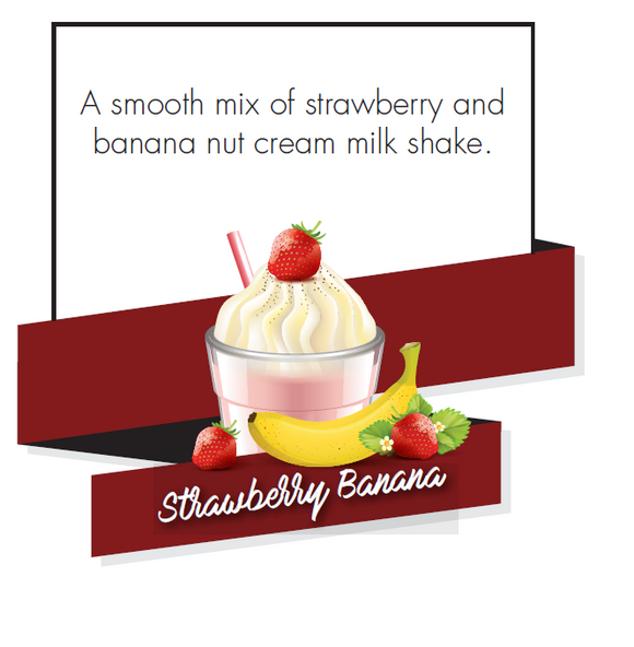 Signature Series Strawberry Banana