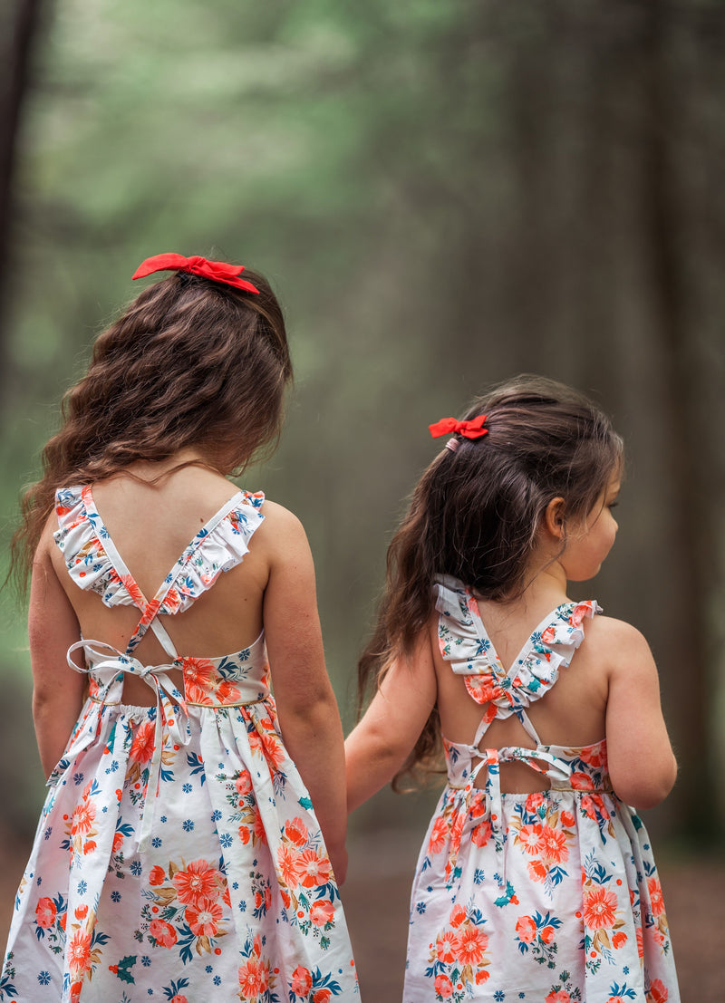 Blooms of Eve Dress