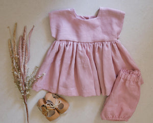 Gracie Top & shorts set