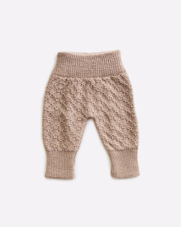 Fern Knit Pants - Dune