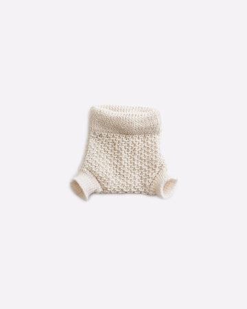 Hazel Knit Bloomers - Cloud