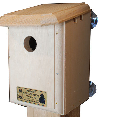Window Bird Nesting Box