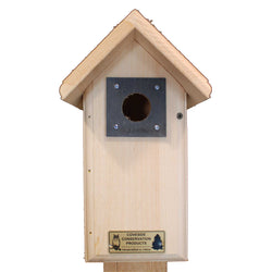 Backyard Bird House & Nest Box