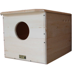 Barn Owl House & Nest Box