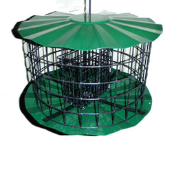 Squirrel Proof Double Suet Feeder (Evergreen)