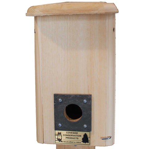 Bird Roost Box Front