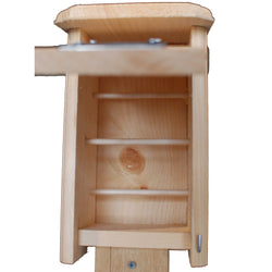 Bird Roost Box With Front Opeh