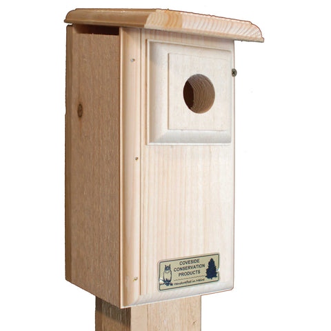 Eastern Bluebird House Front