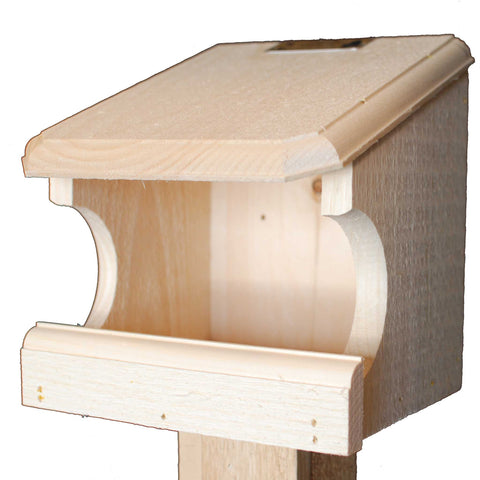 Open-Front Nesting Box