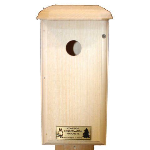 Nuthatch Bird House Front