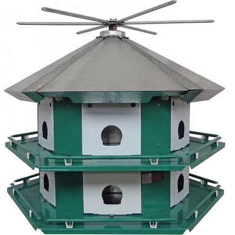 Purple Martin Mini-Castle House