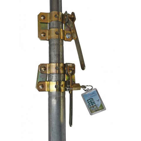 Telescoping Pole Padlock