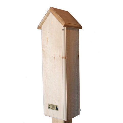 Tower Bat House Front