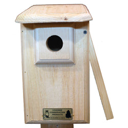 Western & Mountain Bluebird House Nest Box