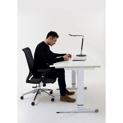 Airo Height Adjustable Desk: 1200mm