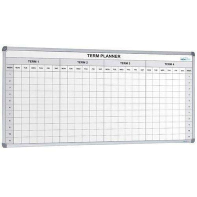 VisionChart Four Term Planner