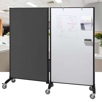 Mobile Whiteboard Room Divider