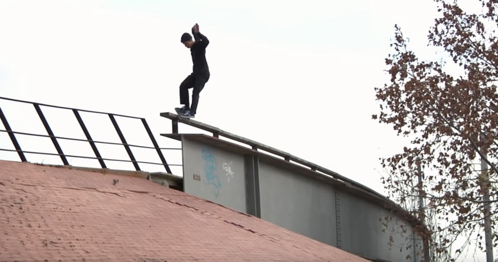 A tribute to Ben Raemers | Parliamentskateshop