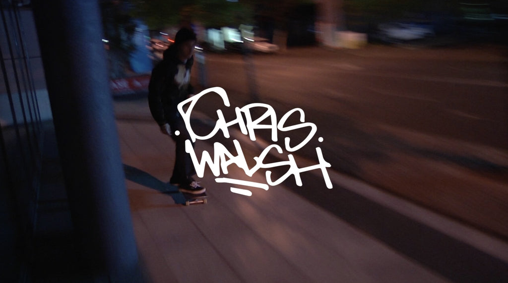 Chris Walsh x Parliament | Parliamentskateshop