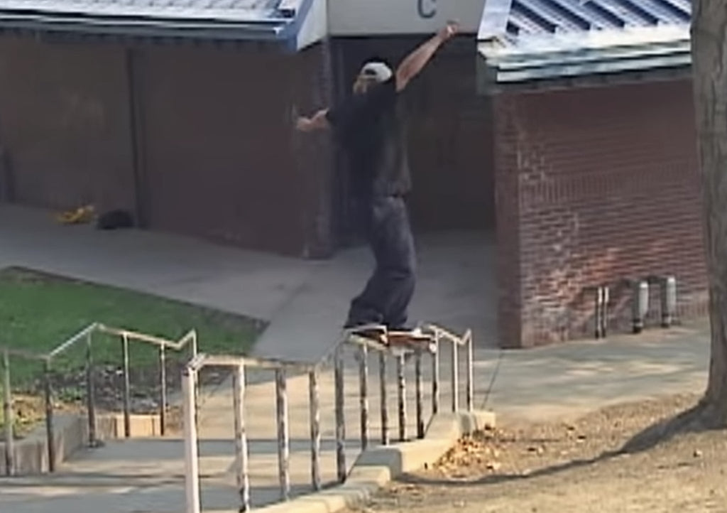Jamie Foy's - Field Part | Parliamentskateshop