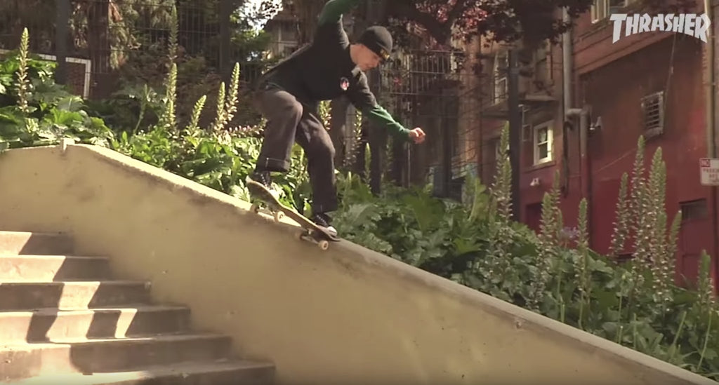 "Rough Cut: Blake Norris' ""Wicked Child"" Part 