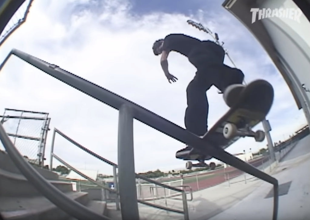 "Trevor McClung's ""Welcome to Artform"" Part 