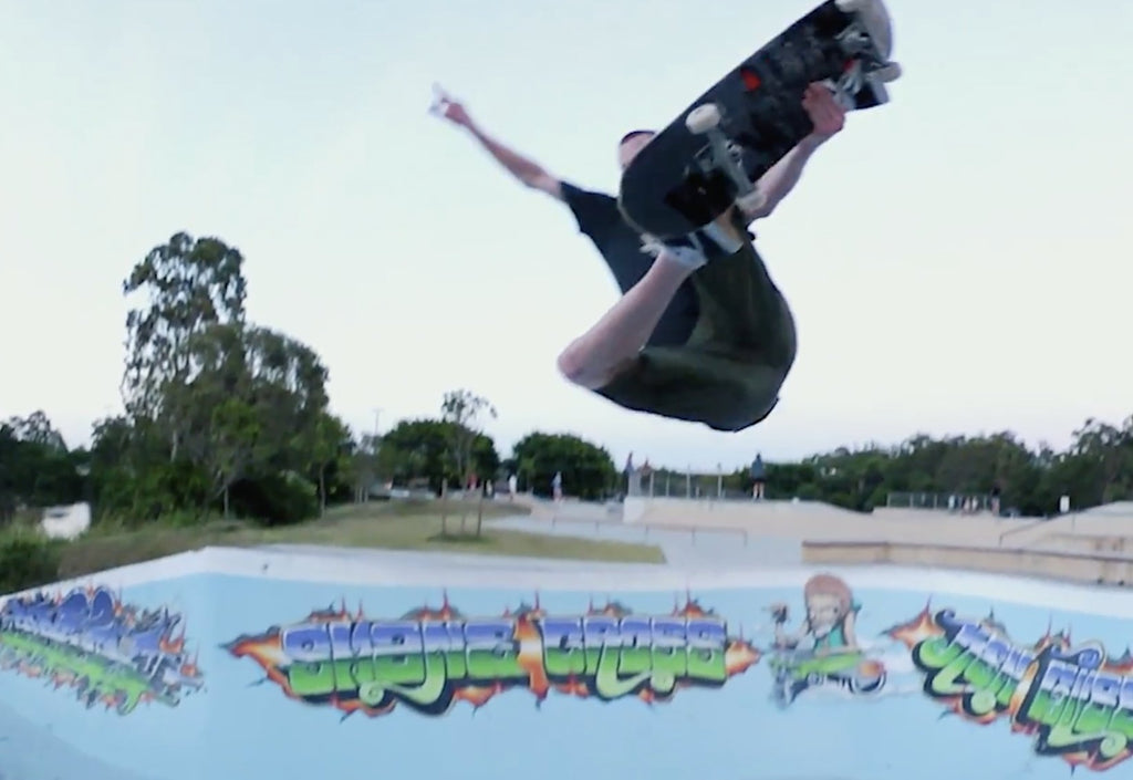 "Volcom's ""GTXX - DOWN SOUTH IN HELL"" Video 