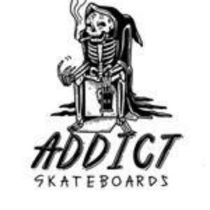 Addict Skateboards | Parliamentskateshop