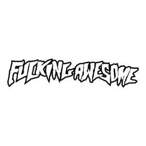 Fucking Awesome | Parliamentskateshop
