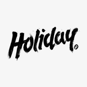 Holiday Skateboards | Parliamentskateshop