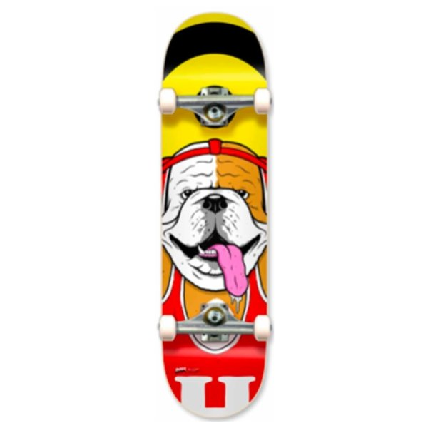Holiday Skateboards - Sporting Animal English Bulldog Complete - Size: 7.75 - Parliamentskateshop