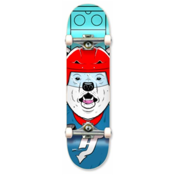 Holiday Skateboards - Sporting Animal Polar Bear (8.0) - Parliamentskateshop