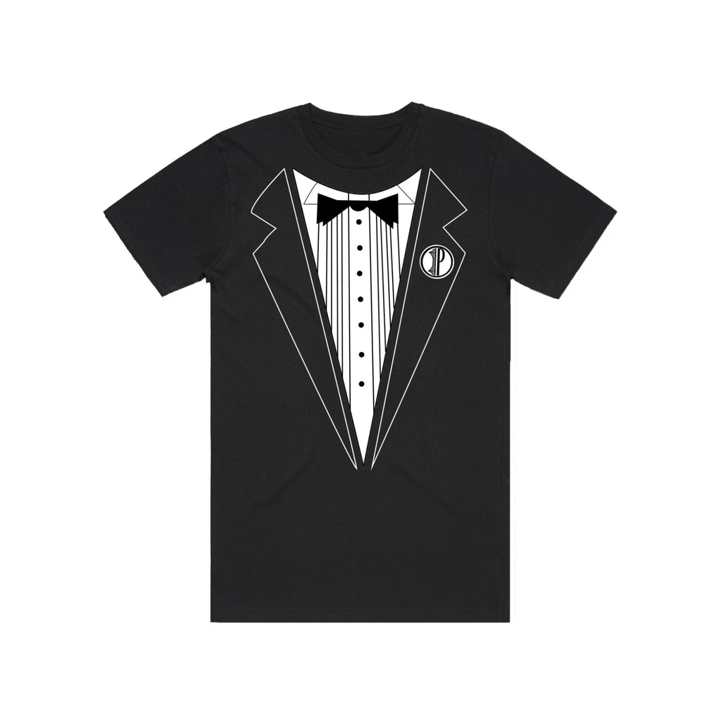 Parliament - Stay Classy Brisbane Tee (Black) - Parliamentskateshop