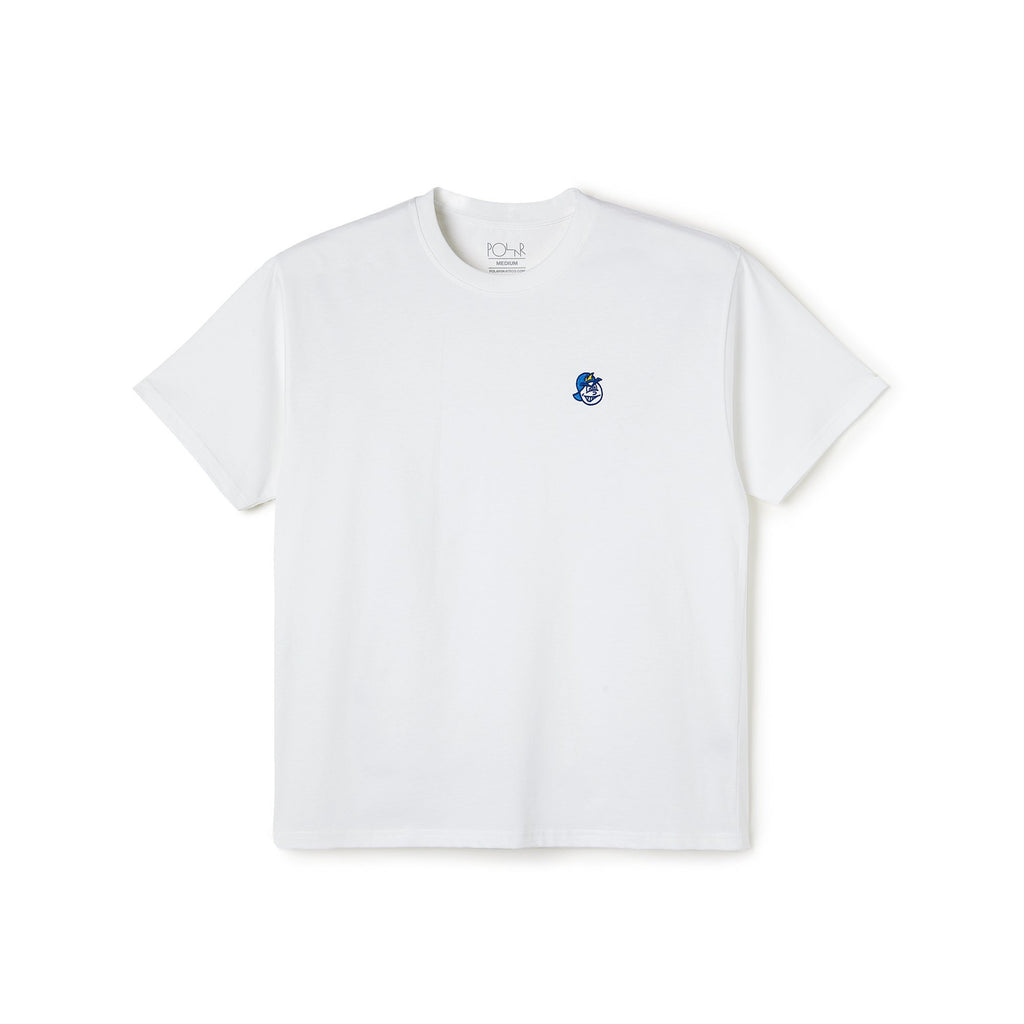 Polar Skate Co. - '93! Tee - White - Parliamentskateshop
