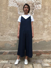BIDE jumpsuit - dark blue - Lantoki